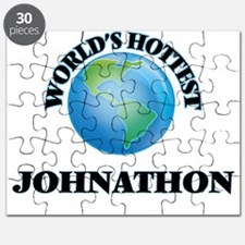 World's Hottest Johnathon Puzzle