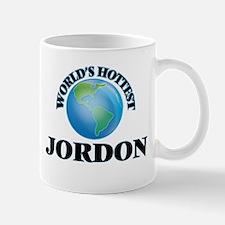World's Hottest Jordon Mugs