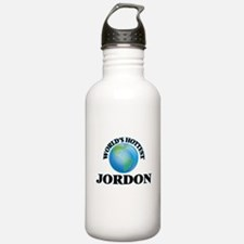 World's Hottest Jordon Water Bottle