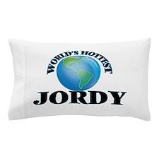 World's Hottest Jordy Pillow Case