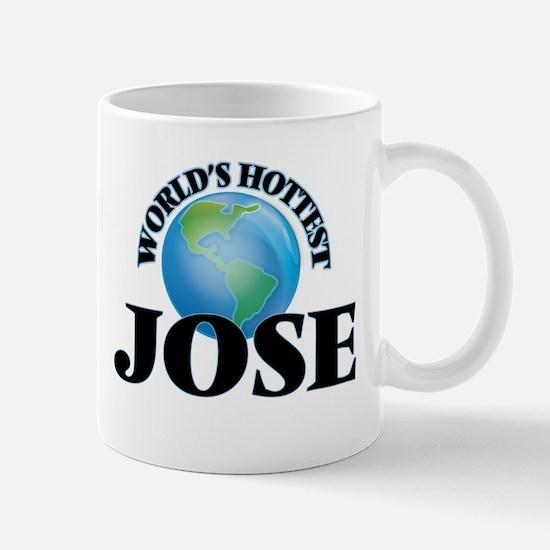 World's Hottest Jose Mugs