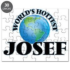World's Hottest Josef Puzzle
