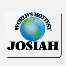 World's Hottest Josiah Mousepad