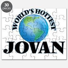 World's Hottest Jovan Puzzle