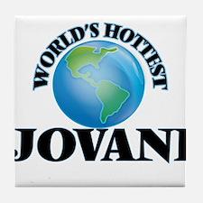 World's Hottest Jovani Tile Coaster