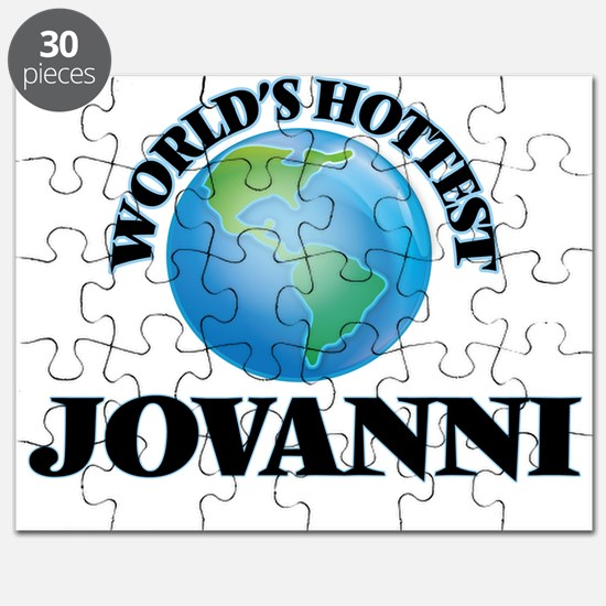 World's Hottest Jovanni Puzzle