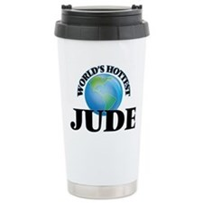 World's Hottest Jude Travel Mug