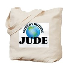 World's Hottest Jude Tote Bag