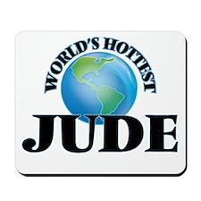 World's Hottest Jude Mousepad