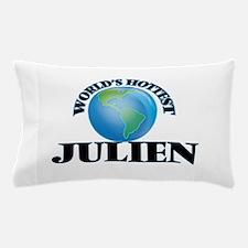World's Hottest Julien Pillow Case