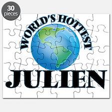 World's Hottest Julien Puzzle