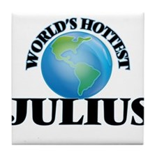World's Hottest Julius Tile Coaster