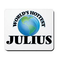 World's Hottest Julius Mousepad