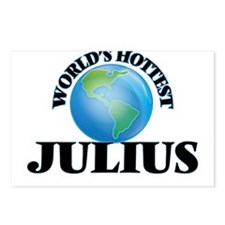 World's Hottest Julius Postcards (Package of 8)