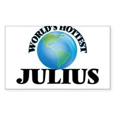 World's Hottest Julius Decal