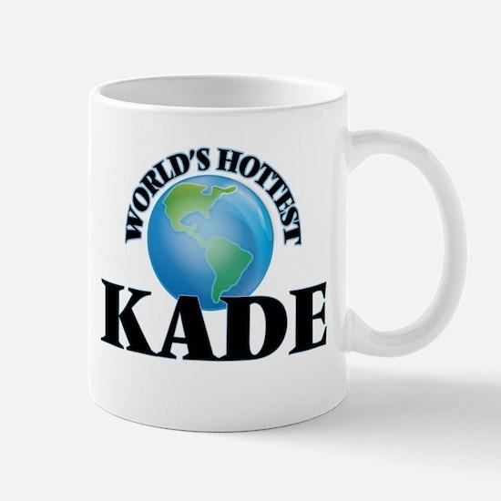World's Hottest Kade Mugs