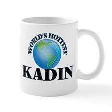 World's Hottest Kadin Mugs