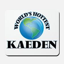 World's Hottest Kaeden Mousepad
