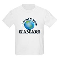 World's Hottest Kamari T-Shirt