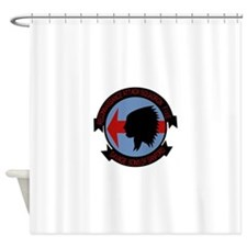 rvah5.png Shower Curtain