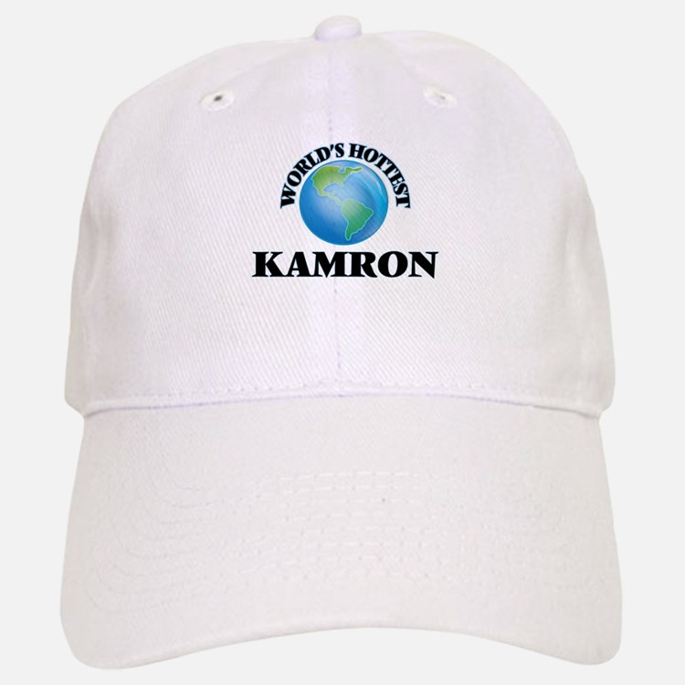 World's Hottest Kamron Baseball Baseball Cap