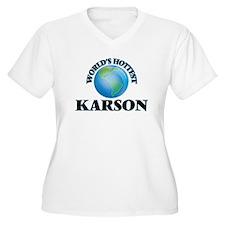 World's Hottest Karson Plus Size T-Shirt