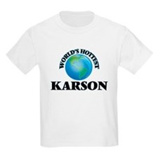 World's Hottest Karson T-Shirt