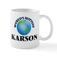 World's Hottest Karson Mugs