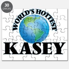 World's Hottest Kasey Puzzle