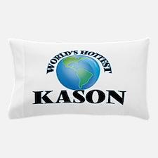 World's Hottest Kason Pillow Case