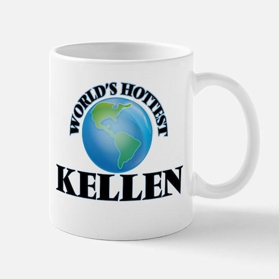 World's Hottest Kellen Mugs