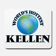 World's Hottest Kellen Mousepad