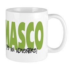 Bergamasco IT'S AN ADVENTURE Mug