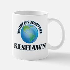 World's Hottest Keshawn Mugs