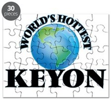 World's Hottest Keyon Puzzle