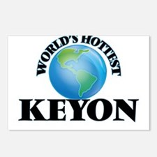 World's Hottest Keyon Postcards (Package of 8)