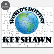 World's Hottest Keyshawn Puzzle