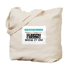 Bring it On! white Tote Bag