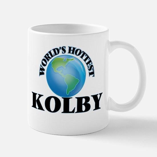 World's Hottest Kolby Mugs
