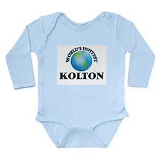 World's Hottest Kolton Body Suit