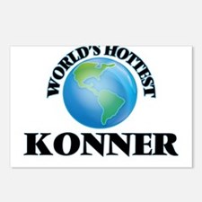 World's Hottest Konner Postcards (Package of 8)