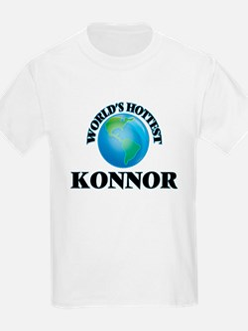 World's Hottest Konnor T-Shirt