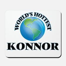 World's Hottest Konnor Mousepad