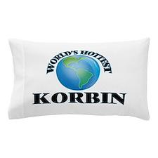 World's Hottest Korbin Pillow Case