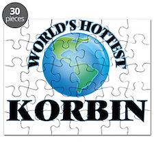World's Hottest Korbin Puzzle