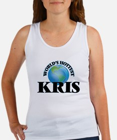World's Hottest Kris Tank Top
