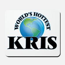 World's Hottest Kris Mousepad