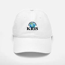 World's Hottest Kris Baseball Baseball Cap