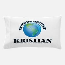 World's Hottest Kristian Pillow Case