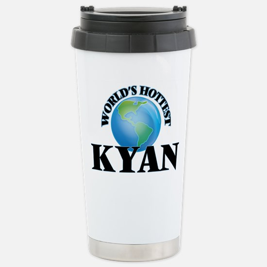 World's Hottest Kyan Stainless Steel Travel Mug